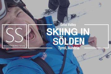Skiing Soelden Header