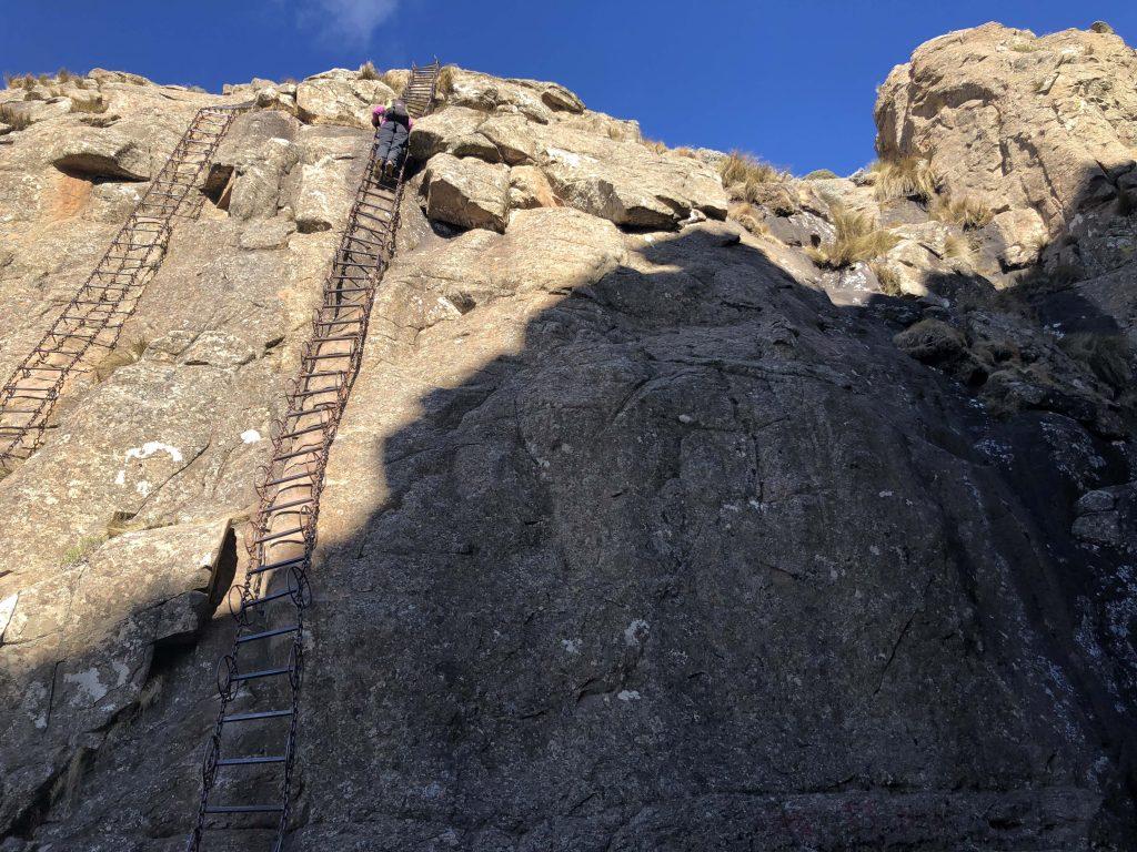 Chain steep!