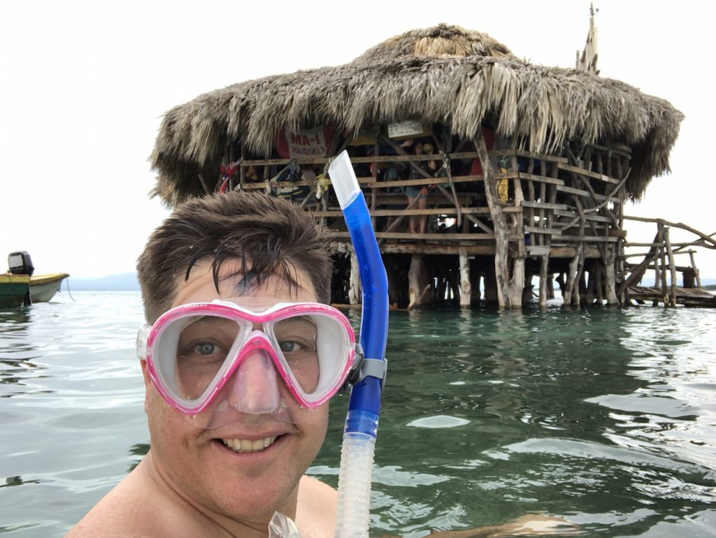 Cool off and snorkel!