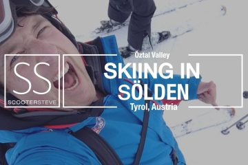 Skiing Soelden Header