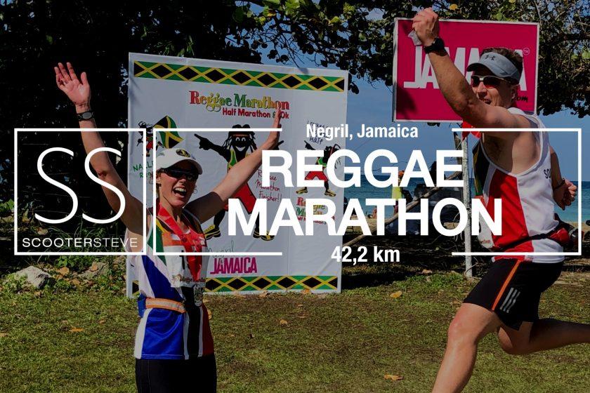Reggae Marathon Header